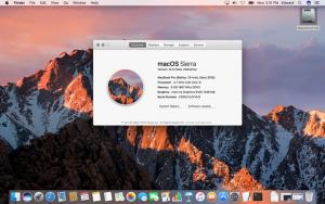 MacOS Sierra How to Update Mac