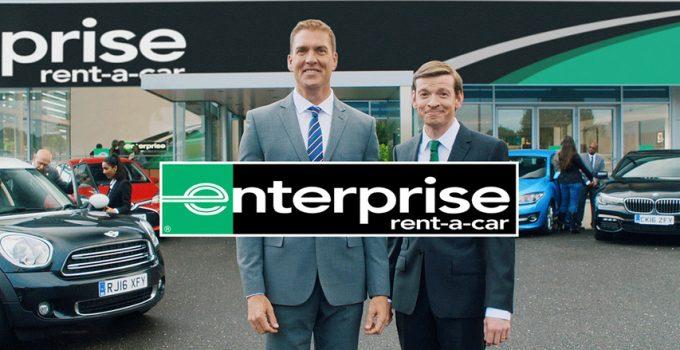Enterprise Rent-A-Car service