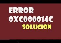 Error 0XC000014C Windows 10