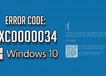 Fix Recovery Error Code 0XC0000034 Windows 10