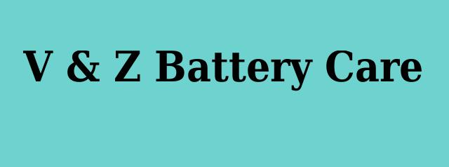 Zbattery Customer Service