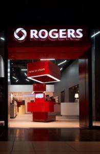 rogers customer care
