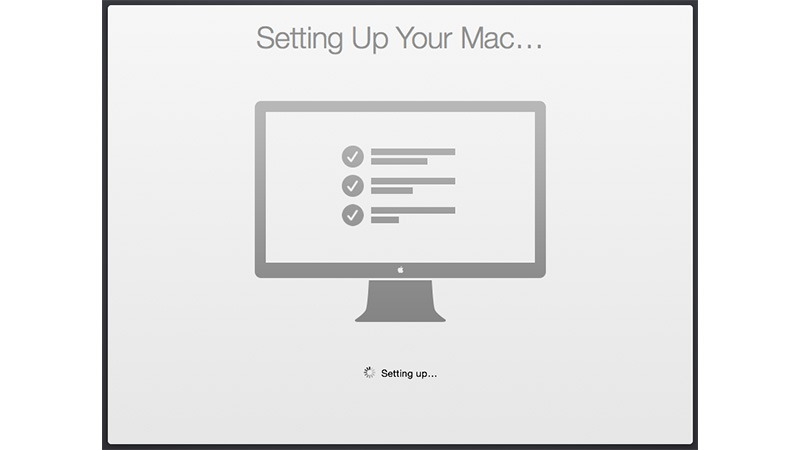 How To Setup A Mac