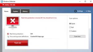 Windows Defender Windows 7