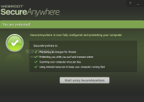 Webroot Anywhere