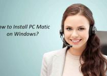 Reinstall PC Matic after Blue Screen Error in a Computer