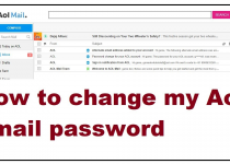 AOL Password before Hacking Account