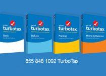 855 848 1092 TurboTax