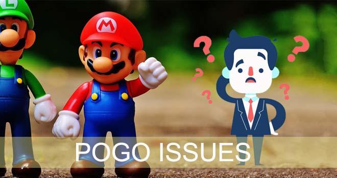 Pogo Games Support Number