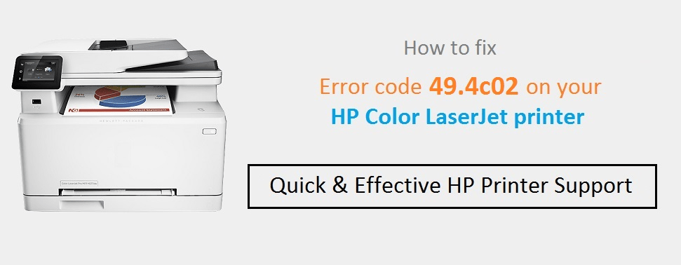 hp printer error