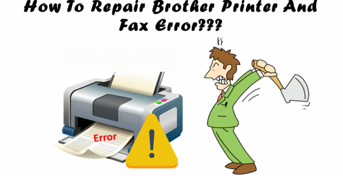 brother printer troubleshooting