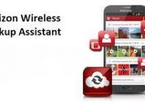 Verizon Wireless Backup Assistant