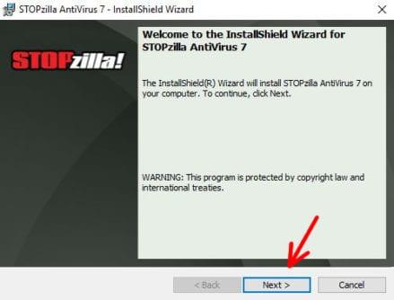 STOPzilla Antivirus