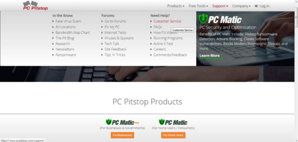 pc matic support