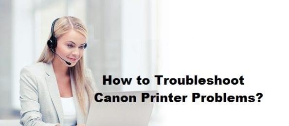 Canon Printer Problems