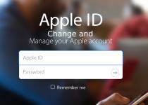 change apple id