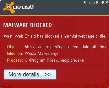 Avast malware Removal Tools