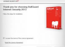 Install BullGuard Antivirus