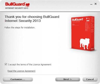 BullGuard Support