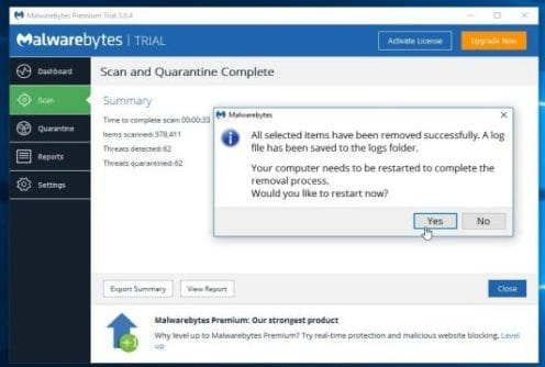 How to Remove Virus from PC