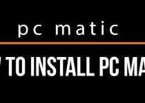 Resolve PC Matic Error on Startup