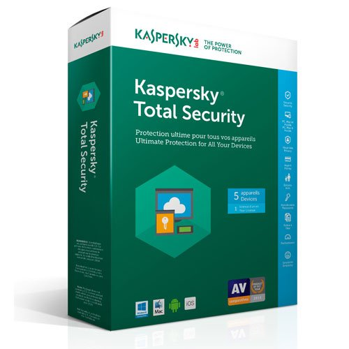 Kaspersky Total Security Best Antivirus for Mac Os