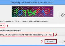 Kaspersky-Removal-Tool