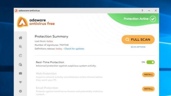 Adware Free malware Removal Tools