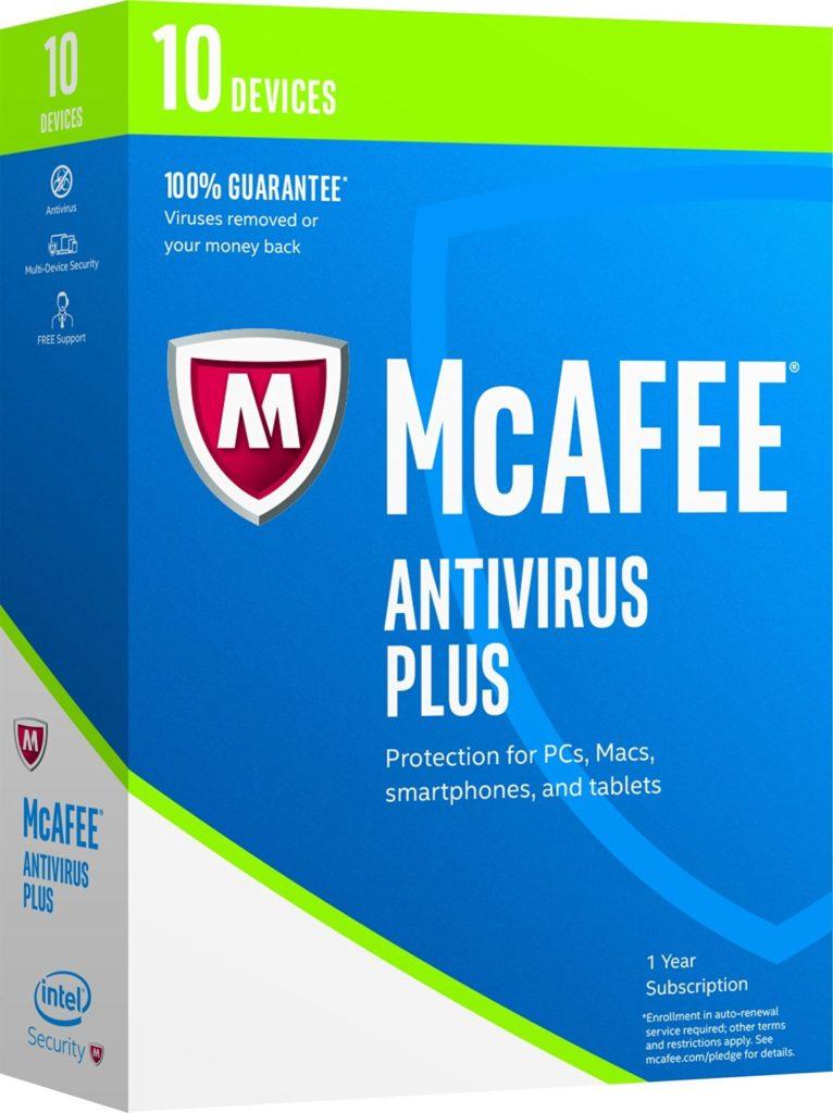 McAfee Best Antivirus for Mac Os