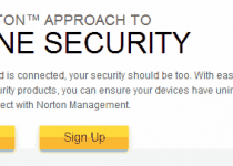 Norton login support