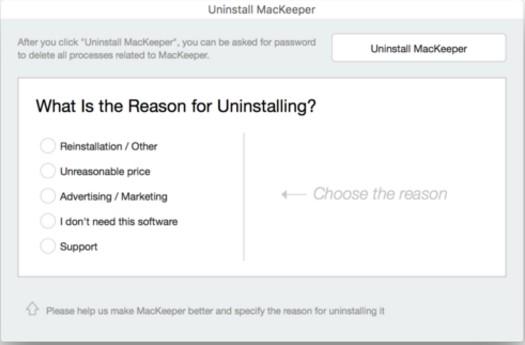 How to Uninstall Mackeeper from Mac