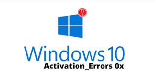 windows 0x error