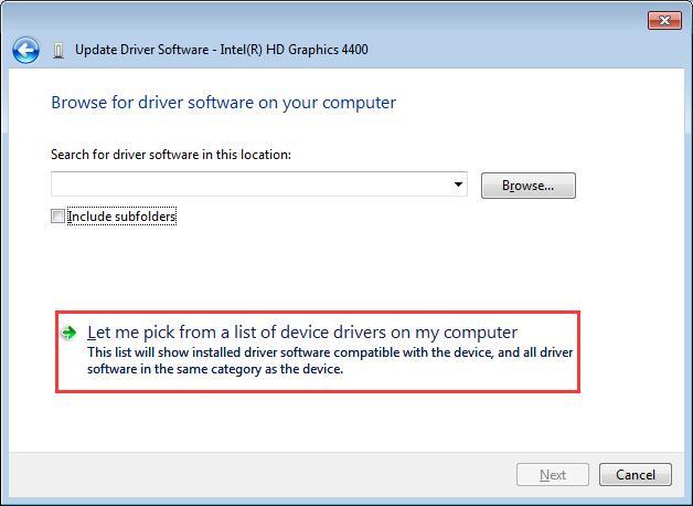 install driver windows