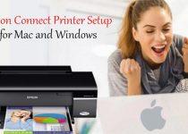 Connect a Wireless Printer Setup