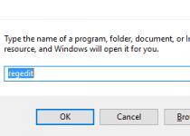 error in Windows 7,8 or Windows 10