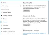 Reset Your PC Windows 8 & 10