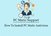 Install PC Matic Antivirus Windows 10