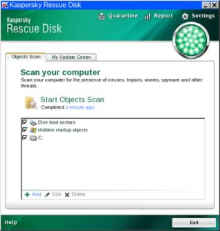 kaspersky malware removal tools