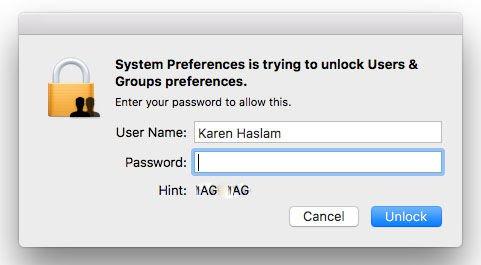Recover Forgot Mac Password