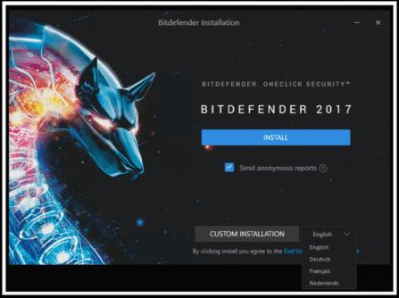bitdefender 2017 internet security