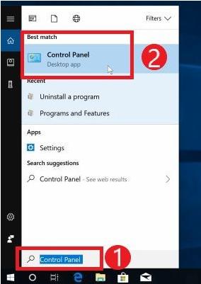 remove bytefence windows 10