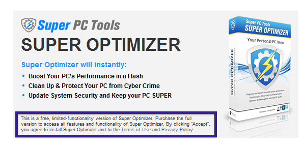Remove Super Optimizer
