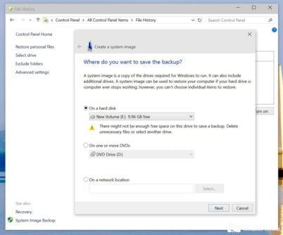 Downgrade Windows 10 to Windows 7