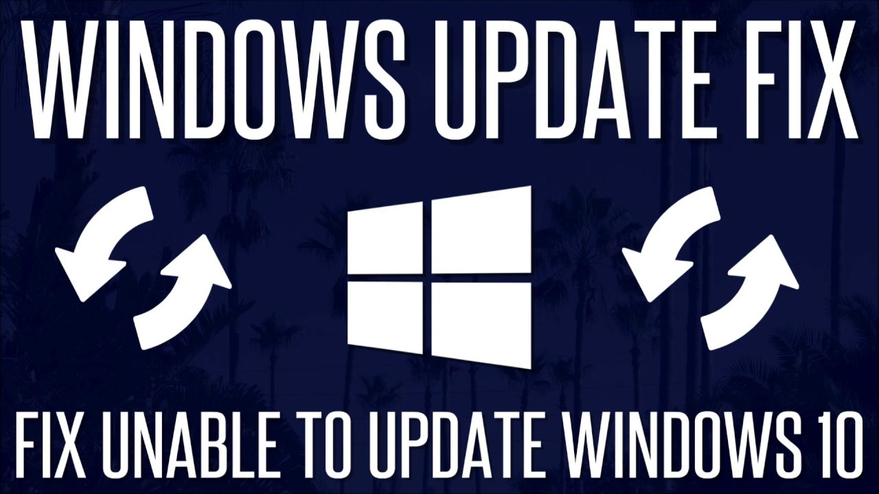 updating windows 10