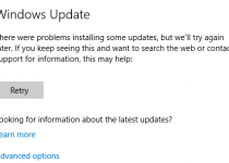 Windows Update Problems