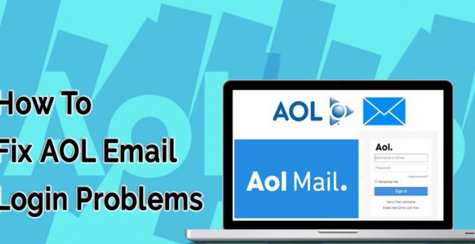 Fix AOL Email Login Problems
